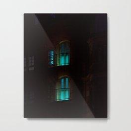 The two sisters / Hamburg / Bladerunner Vibes Metal Print