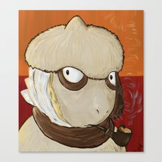 Vincent Van Smeargle Canvas Print