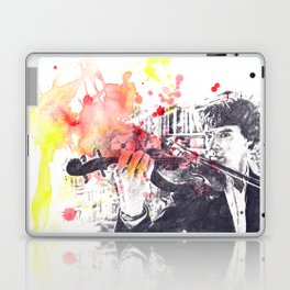Benedict Cumberbatch As Sherlock Holmes Laptop & iPad Skin