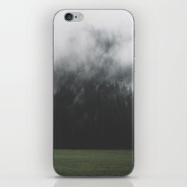 Spectral Forest - Landscape Photography iPhone Skin