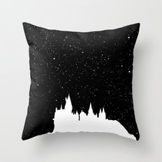 Hogwarts Space Throw Pillow