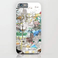Canada (portrait version) iPhone 6s Slim Case