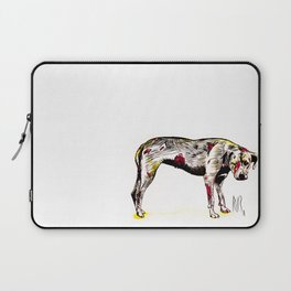 The sadness of streetdogs Laptop Sleeve