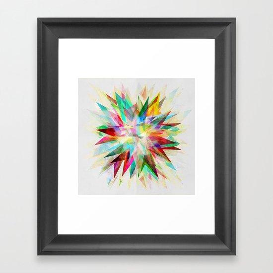 Colorful 6 Framed Art Print