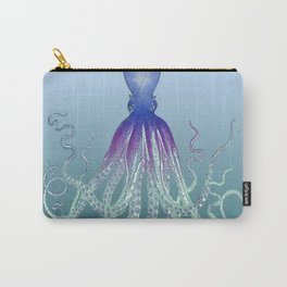 Deep Sea Octopus Carry-All Pouch