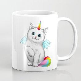 Cat unicorn Coffee Mug