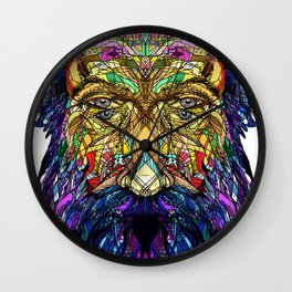 You're only given a little spark of madness Wall Clock