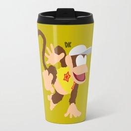 DIDDY KONG(SMASH)YELLOW Travel Mug