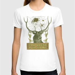 Hooves Sweet Home T-shirt