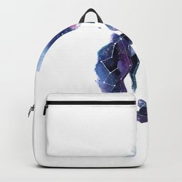 Constellation of the fox Backpack