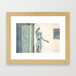 Sinai Framed Art Print