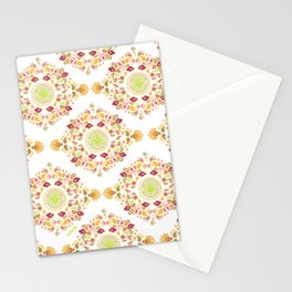 Paisely Mania Stationery Cards