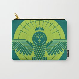smart owl 2 Carry-All Pouch