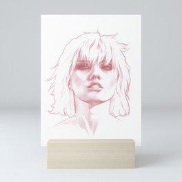Debbie Harry Blondie Mini Art Print