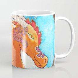 Fantastic animal - My new friend Drago - dragon - by LiliFlore Coffee Mug