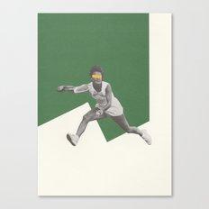 Hard Yakka Canvas Print