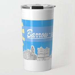 Barrow-in-Furness Travel Mug