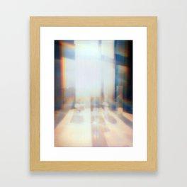 Light Study, Gateway Framed Art Print