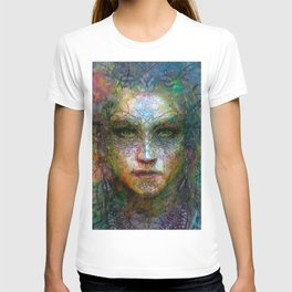 Tribal girl T-shirt