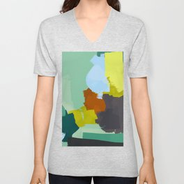 Palette for young people Unisex V-Neck