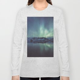 Jokulsarlon Lagoon - Landscape and Nature Photography Long Sleeve T-shirt