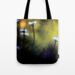 Fleurs des champs colors urban fashion culture Jacob's 1968 Paris Agency Tote Bag