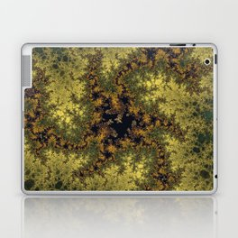 Fractal Triskele Laptop & iPad Skin