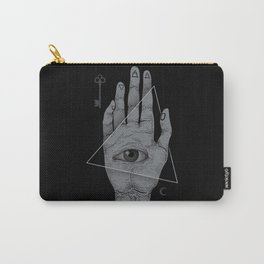 Witch Hand Carry-All Pouch