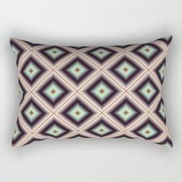 Starry Tiles in BMAP 00 Rectangular Pillow