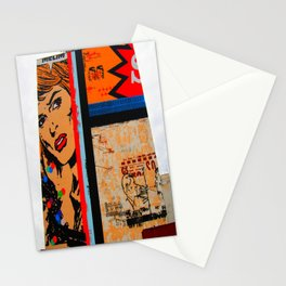 The Doc Goes Around the World - Rio Stationery Cards