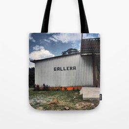 gallera Tote Bag