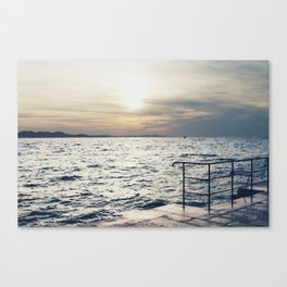 This View Canvas Print