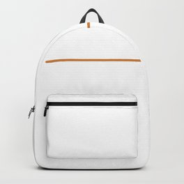 Chocolatin drôle d'expression French blague boulangerie Backpack