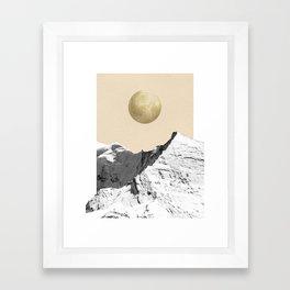Mountain 11 Framed Art Print