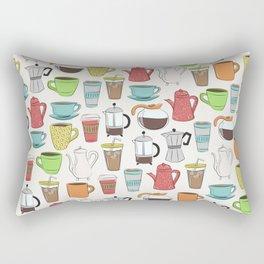 Coffee Lover Rectangular Pillow