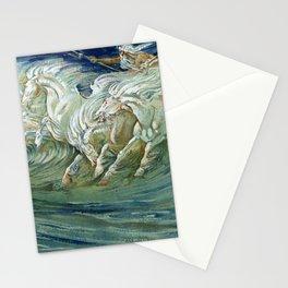"Walter Crane ""Neptune's Horses"", 1910 Stationery Cards"