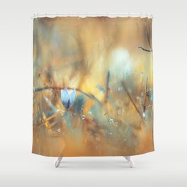 Soul of Fire Shower Curtain