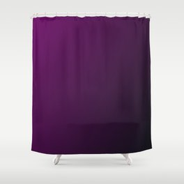 Holograph Beautiful Colorful Gradient Shower Curtain