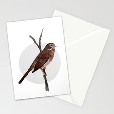 Messenger 002 Stationery Cards