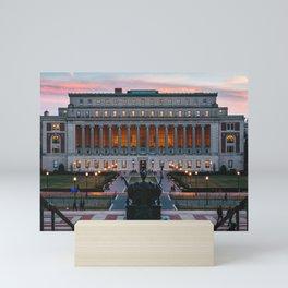 End of an Era Mini Art Print