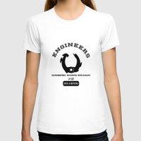 xenomorph T-shirts featuring Prometheus Engineers Xenomorph University by WhyTee1300