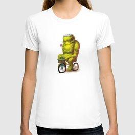 Bike Monster 1 T-shirt