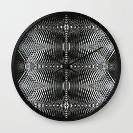 Metta Spainna Abstract Wall Clock