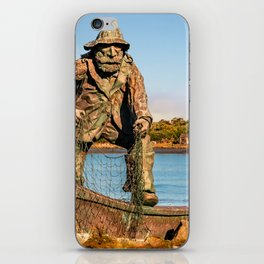 Fishermans Memorial iPhone Skin