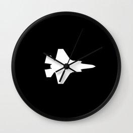 F-35 Lightning II Wall Clock