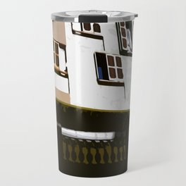 Barcelona Window's Travel Mug