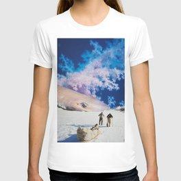 Himalayan Walking Shoes T-shirt