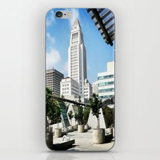 City Hall - 'Lost' Angeles iPhone & iPod Skin