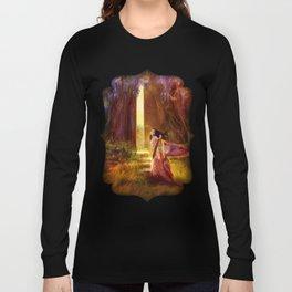 A Knock At The Door Long Sleeve T-shirt