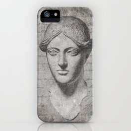 ANCIENT / Head of a Woman iPhone Case
